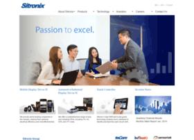 sitronix.com.tw