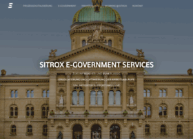 sitrox.com