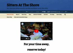 sittersattheshore.com