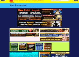 situsparanormal.com