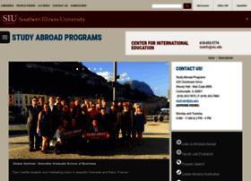 siu.studioabroad.com