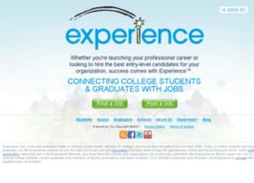 siuc.experience.com