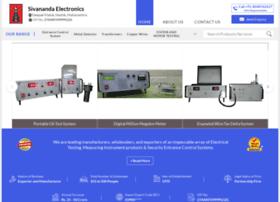 sivanandaelectro.com