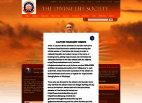 sivanandaonline.com