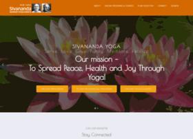 sivanandayogaranch.org