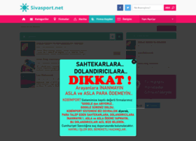 sivasport.net