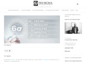 six-sigma.com