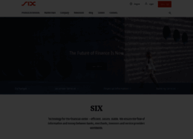 six-swiss-exchange.com