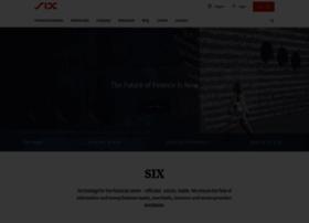six-swiss-exchange.com