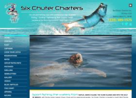 Sixchutercharters.com