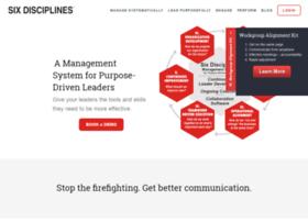 sixdisciplines.com