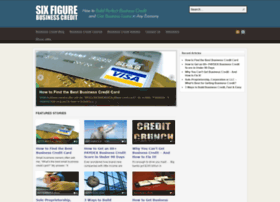 sixfigurecredit.com