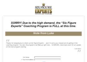 sixfigureexperts.com