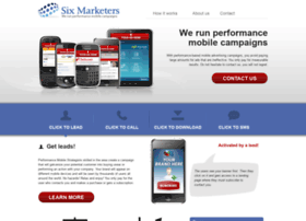 sixmarketers.com