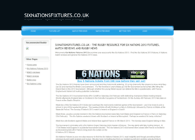 sixnationsfixtures.co.uk