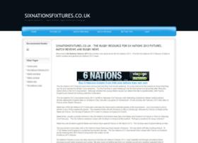 sixnationsfixtures.co.uk