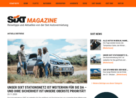 sixtblog.de