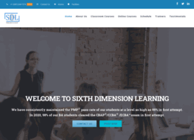 sixthdimensionlearning.com
