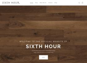 sixthhour.co.uk