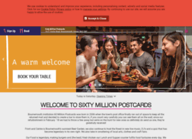 sixtymillionpostcards.com