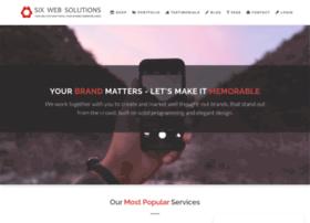 sixwebsolutions.com