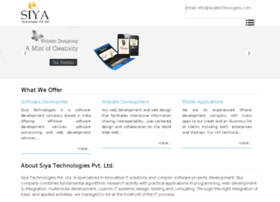 siyatechnologies.com