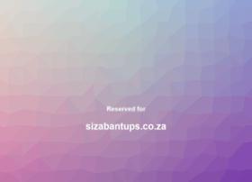 sizabantups.co.za