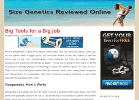 sizegeneticsreviewedonline.com