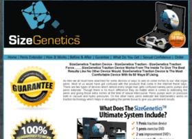 sizegeneticstractiondevice.com