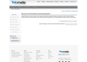 sizeit.tolomatic.com