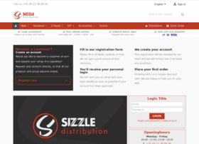 sizzle-distribution.be