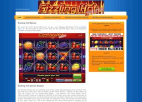 video slots online sizzling hot ohne anmeldung