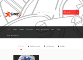 sizzlinwatches.com