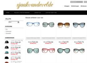 sjaakvandevelde.nl