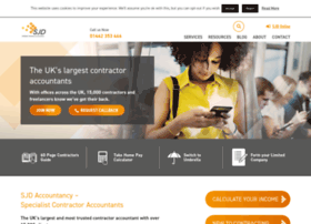 sjdaccountancy.co.uk