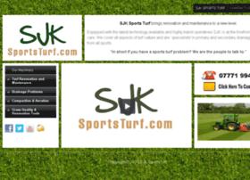 sjksportsturf.com
