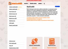 skaiciuokles.com