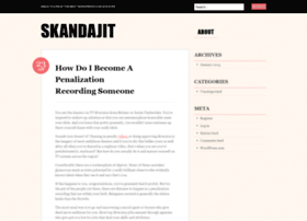 skandajit.wordpress.com