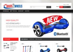 skate2wheels.com