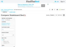 skateboard-decks.findthebest.com