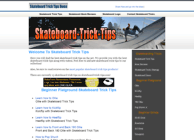 Skateboard-trick-tips.com
