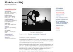skateboardhq.com