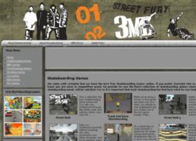 skateboarding-games.net
