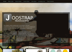 skateboarding.joostrap.com
