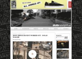 skatenewspot.com