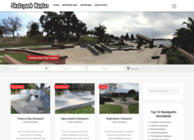 skateparkhunter.com