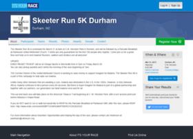 skeeterrun5kdurham.itsyourrace.com