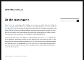 skellefteaonline.se