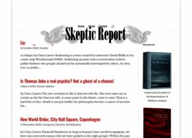 skepticreport.com