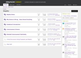 skeptiko-forum.com